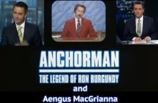 Anchorman – The Legend of Aengus MacGrianna