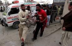 Fears for Pakistan's future as blasts kill 115