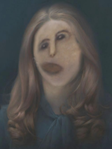 Here's the Duchess of Cambridge's new portrait.... oh