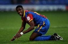 Ferguson plays down Zaha transfer links