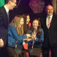 Three Kinsale teens win at BT Young Scientist Exhibition