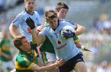 O'Byrne Cup: Dublin continue to experiment for Wicklow