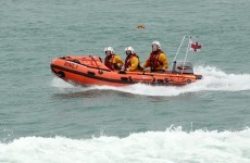 Seven escape injury after sail-training yacht catches fire