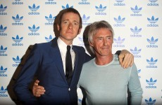 Off track: Paul Weller denies he's recording a song with Tour champ Wiggo...