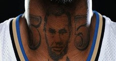 Body art? 13 of the most peculiar tattoos in the NBA