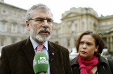 Adams: The vast majority of the Belfast protests are illegal