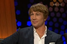 VIDEO: Jerry Flannery talks 'gurrier' O'Callaghan and his fabulous hair on the Late Late