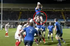 Leinster call out Scarlets over 'sacking' in the lineout