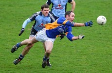 Sunday's GAA results round-up