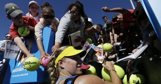 Bullet point briefing: what you missed on day 1 at the Australian Open