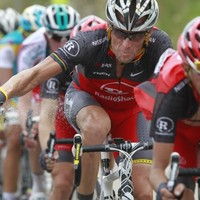 Lance Armstrong ready as Oprah comes to town