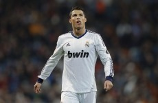 Ronaldo wants to see out contract at Real