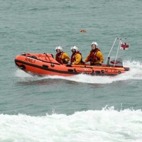 Two fishermen rescued after vessel ran aground off Dunmore East