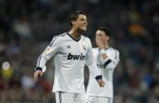 No, seriously: Ronaldo says humble attitude is key to success