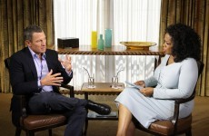 Oprah: Armstrong answered 'the most important questions'