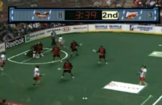 VIDEO: Lacrosse team fools opponents with good ol' fashioned switcheroo