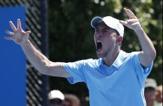 VIDEO: Polish player goes ballistic over line call at Aussie Open