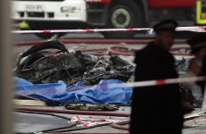UPDATE: Two people killed in London helicopter crash