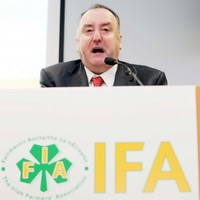 Decisions on CAP will be critical for future of farmers - IFA President