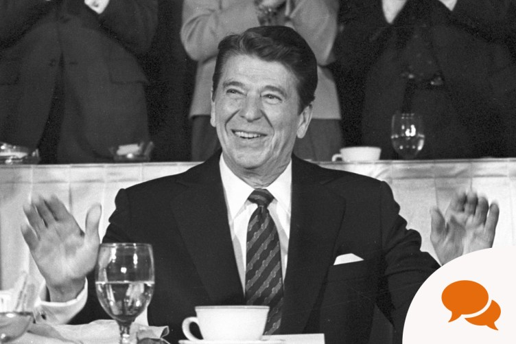 Would Ronald Reagan make the list?