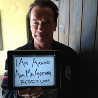 "7 thing we learned when Arnold Schwarzenegger said ""ask me anything"""