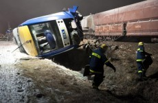 Ten dead after German train crash