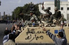 Egyptian protests enter sixth day