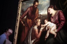 Titian masterpiece sells for record-breaking $16.8m at auction