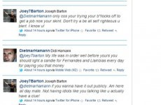 Sorry Didi! Joey Barton apologises to Dietmar Hamann after Twitter row