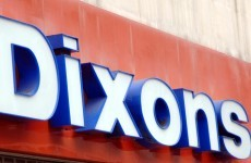 Dixons retail sales up 8% in Ireland and UK