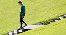 'It wasn't an easy decision' admits Kidney as Brian O'Driscoll loses Ireland captaincy for 6 Nations