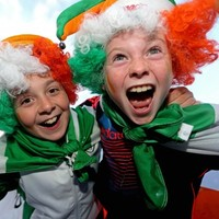 Need something to cheer about? Ireland have moved up in the FIFA rankings