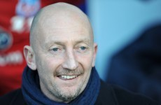 VIDEO: Ian Holloway is 'fed up' of talking about Zaha