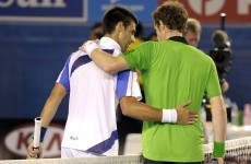 'It appears that Djokovic and Murray just don't bring out the best in each other'