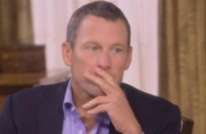 VIDEO: The moment Lance Armstrong admitted to doping