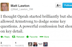 Here's how Twitter reacted to the Lance Armstrong-Oprah interview