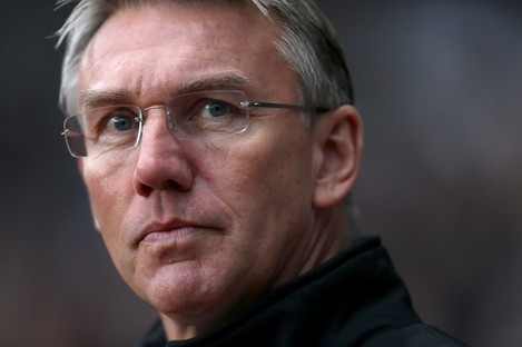 Nigel Adkins: back-to-back promotions at St Mary's.