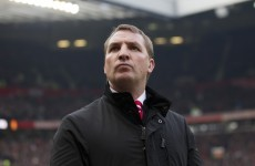 Brendan Rodgers: No new signings planned... not even Sneijder