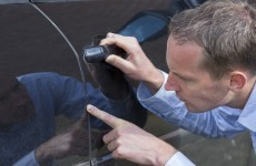 Polite vandal found guilty of 'arbitrary' damage to cars