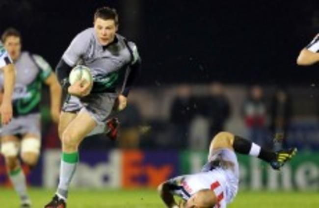 As it happened: Connacht v Zebre, Heineken Cup