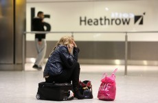 More UK flights cancelled due to heavy snowfall and ice