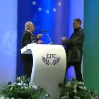 Video: Turkish-Bulgarian politician escapes assassination attempt