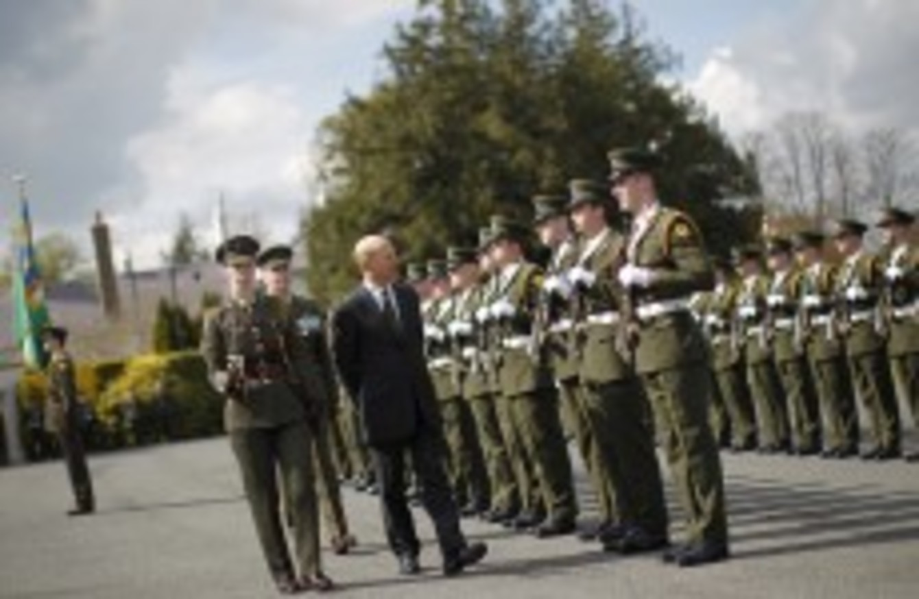 What is an Air Corps Cadet (Pilot) - Defence Forces - tonyshirley.co.uk