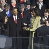 Obama to be sworn in for his second term today... and tomorrow
