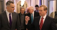 Caption competition: What are Enda and Daniel talking about?