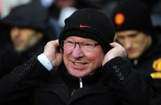 Ferguson hits out at officials following late drama at Tottenham