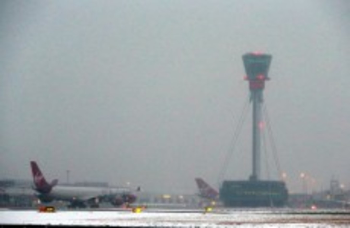 Travel Warning As Flights Affected By Bad Weather Around