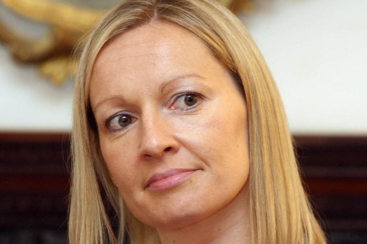 Minister of State for European Affairs Lucinda Creighton.