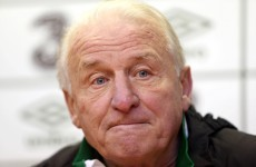 Trapattoni stays in Italy to mourn the passing of his sister