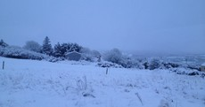 Pics: Parts of Ireland covered after snowfall overnight and this morning